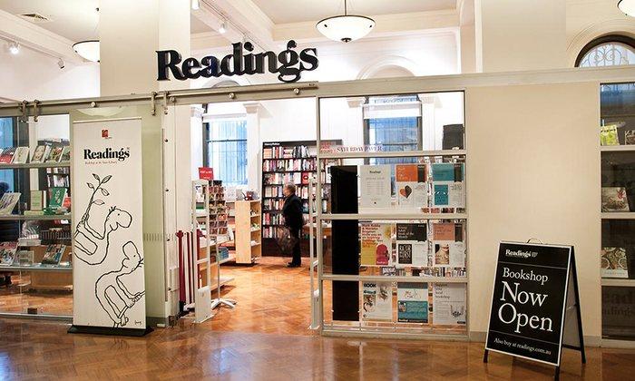 nhà sách tại Úc