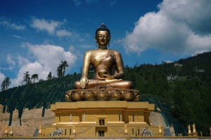 Buddha Dordenma, Thimphu, Bhutan. Photo by Trinh Le.